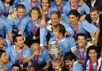 Equipo uruguayo, Campeón de la Copa América