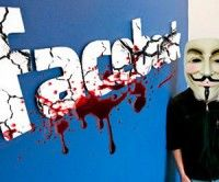 Anonymous liquidara facebook. Foto: RT