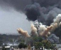 Bombardeos de la Otan en Libia