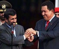 Chávez agradeció a Ahmadineyad su solidaridad