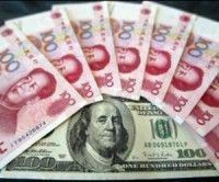 Dólar frente al yuan