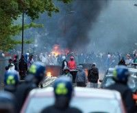 Disturbios Gran Bretaña