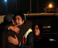 Familia adolescente asesinado en Chile