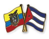 Ecuador y Cuba
