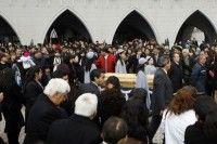 Funeral estudiante chileno