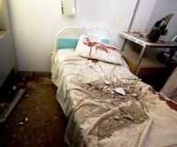 Hospital en Libia