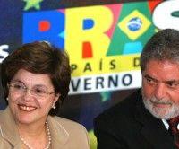 Lula y Rousseff