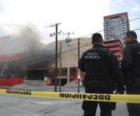 Luto en México por la tragedia del Casino en Monterrey. Foto Reuters/Archivo