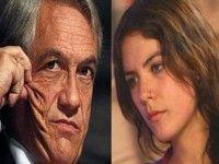 Sebastián Piñera y Camila Vallejo