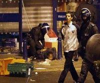 Violencia en Gran Bretaña