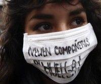 Protestas de estudiantes chilenos
