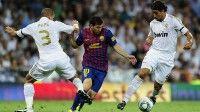 Barcelona vs Real Madrid. Foto: Getty Imagen