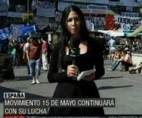 Corresponsal de TeleSUR en España