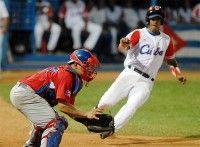 El juego del sábado fue más movido que los dos anteriores. Foto: Juan Moreno, Juventud Rebelde