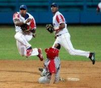 Erisbel Arruebarruena y Héctor Olivera dos de los seleccionados para el Equipo Cuba. Foto: Ismael Francisco