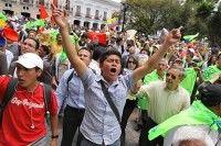 El día que la ciudadanía paró el golpe