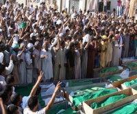 Halladas fosas comunes en Libia