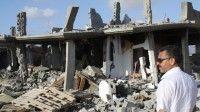 """Libia vive un infierno. Su gente padece el ensañamiento de los ocupadores. """"La situación que está viviendo la población, producto de estos bombardeos, es una situación de vastas consecuencias"""". Foto: Rolando Segura, TeleSUR"""