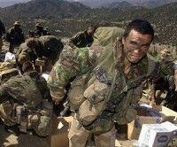 SAS, las fuerzas especiales más peligrosas del mundo intentar cazar a Gaddafi