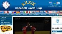 Sitio Oficial del Mundial de Beisbol
