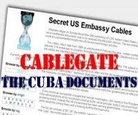 Cablegate Cuba