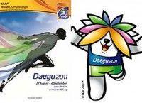 Mundial de Atletismo Daegu 2011