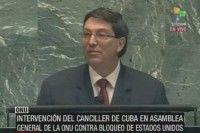 Bruno Rodríguez. Foto: Telesur