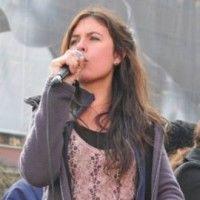 Camila Vallejo en Paris