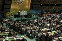 Comienza 66 de la Asamblea General de la ONU. Foto: EFE