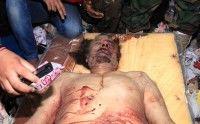 Muammar al Gadafi