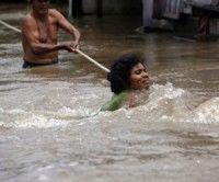 Inundaciones en Centramérica