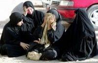 Mujeres Irak