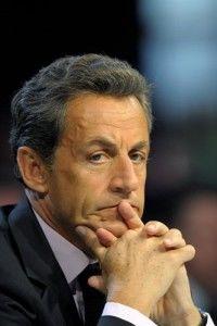 Nicolás Sarkozy. Foto: Reuters