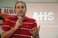 Luis Morlote, presidente de la AHS
