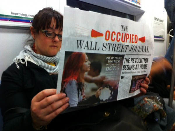 The Occupied Wall Street Journal