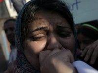 Libia llora