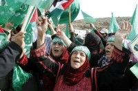 Esta es la primera fase del canje de mil 27 palestinos por el soldado israelí Guilad Shalit.Foto: EFE