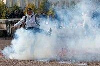 Protestas en Francia. Foto archivo
