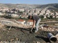 Asentamientos israelitas