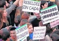 Indignados españoles