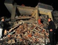 Terremoto en Turquía. Foto: AFP