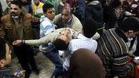 Violencia en Egipto. Foto: AFP