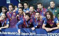 Barça arrolla al Santos y se convierte en campeón del mundo