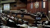 Asamblea Nacional. Foto: Juventud Rebelde