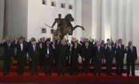Foto Presidencial de los mandatarios en la Cumbre de CELAC