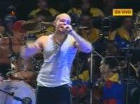 Calle 13 en concierto por la CELAC