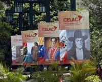 Caracas de fiesta por Cumbre de CELAC. Foto: Juventud Rebelde