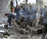 Estalla mina en Afganistán. Foto: Archivo