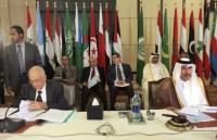 Observadores de la Liga Arabe llegan a Siria