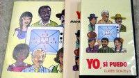 """El entonces alfabetizador Jaime Cantú Gutiérrez destacó el éxito del método cubano """"Yo Sí Puedo"""", vía para enseñar a leer y a escribir a países del Tercer Mundo."""